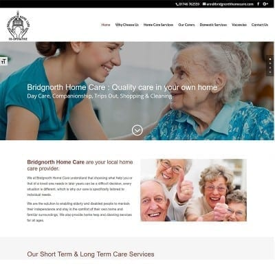Bridgnorth Home Care