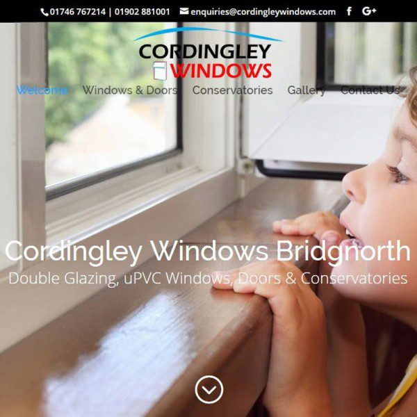 Cordingley Windows Bridgnorth