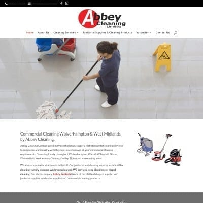 Abbey Cleaning