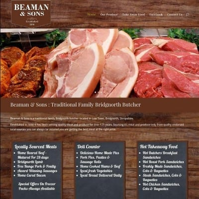 Beamans Butchers