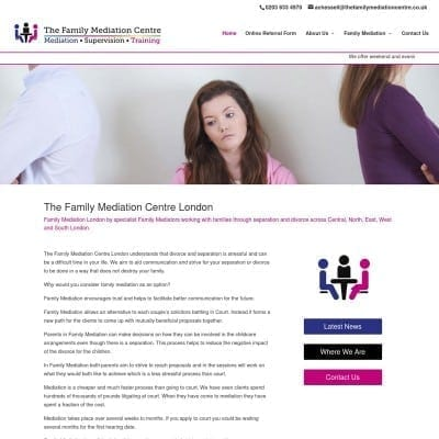 Family Mediation Centre London