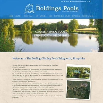 Boldings Pools