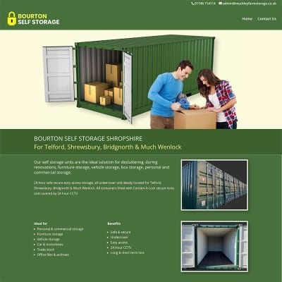 bourton self storage