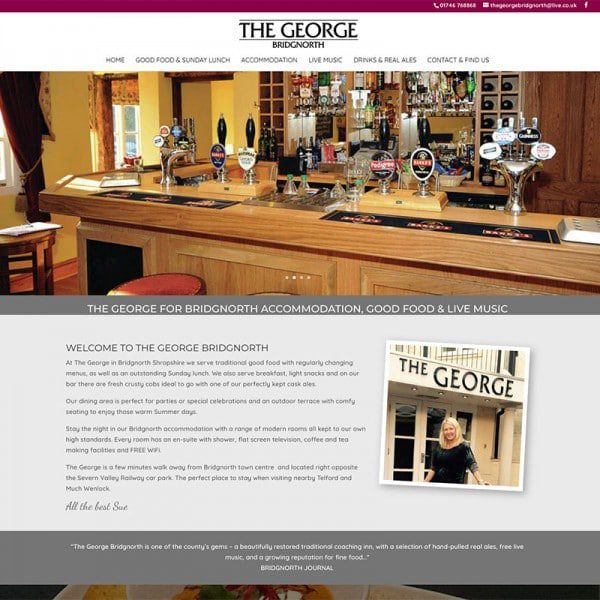 The George Bridgnorth