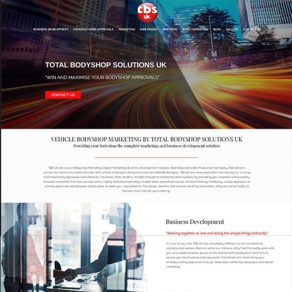 Total Bodyshop Solutions