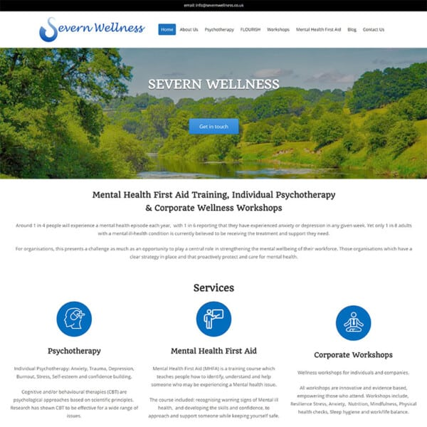 severn wellness