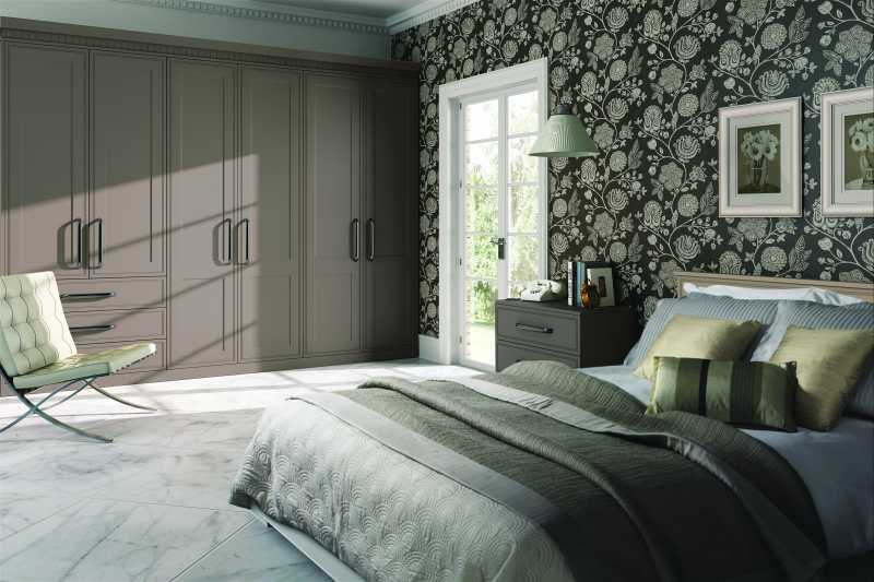How To Use A Fitted Bedroom To Improve Your Mood