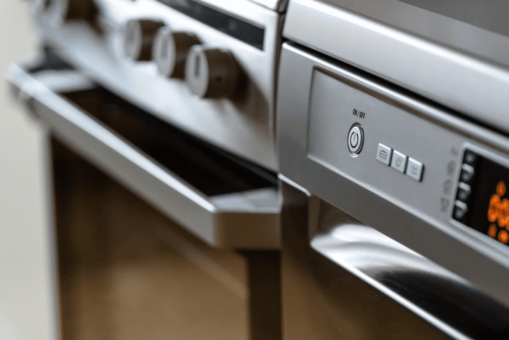 Image of a smart kitchen appliance.