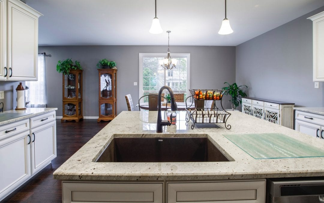 3 Simple Lighting Tips For Your Kitchen