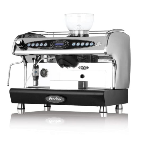 Fracino Cybercino Bean To Cup Espresso Machine