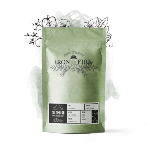 Colombian decaf green beans