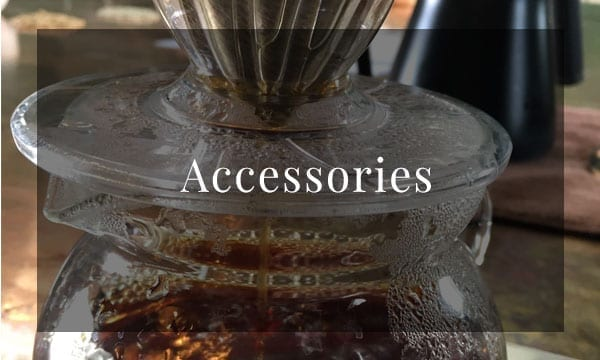 accessories and brew kit