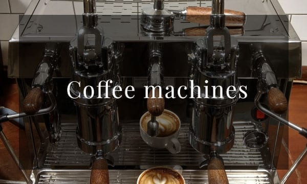 commercial coffee machines for rent or buy