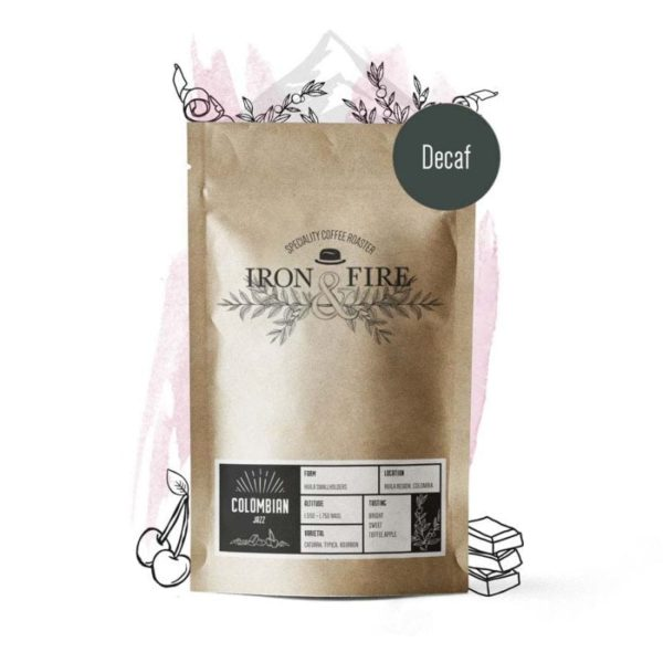 colombian decaf coffee beans subscription