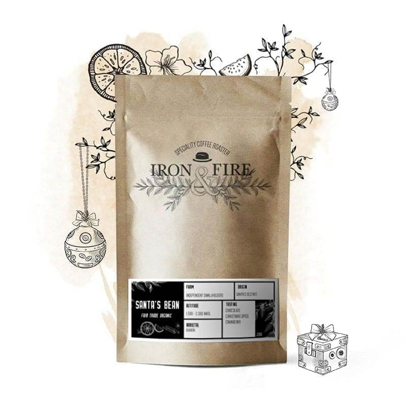santa's bean coffee blend